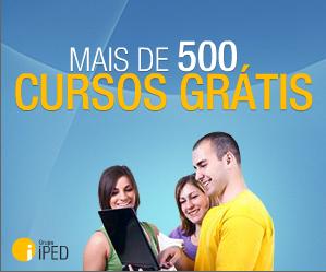 500 Cursos Grátis com Certificado