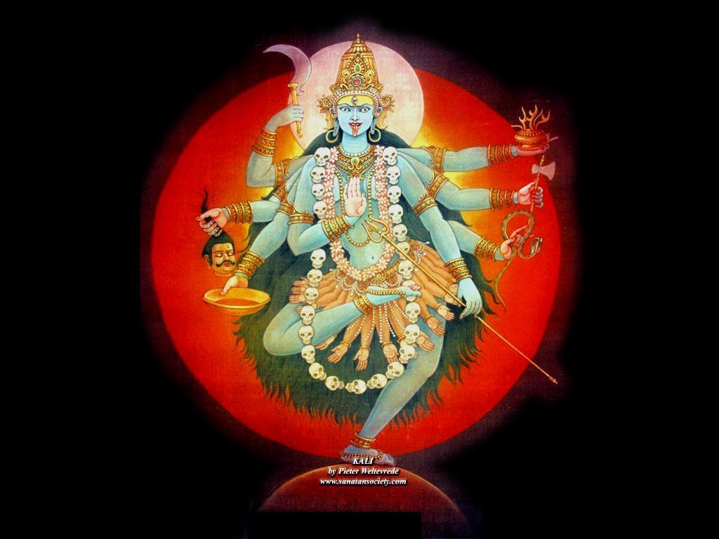 Dakshineswar Kali Wallpaper - JoBSPapa.com