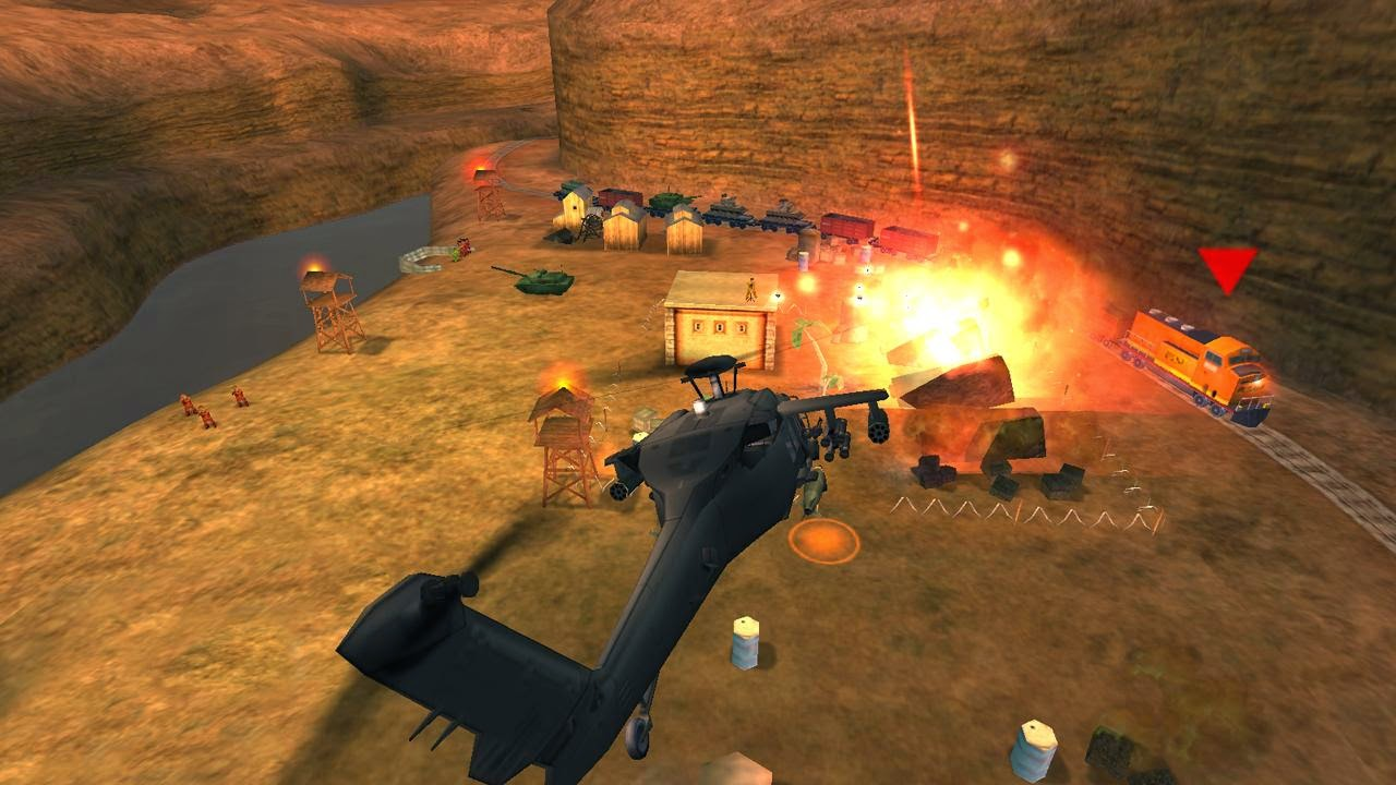 Gunship Battle apk