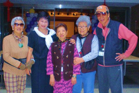 2011/10/27李指揮與團長 團員
