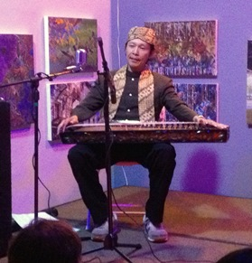 World Music at ArtLab Studios