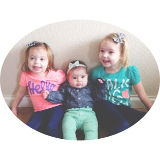 our 3 little ladies...♥