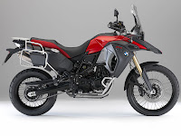 2013 BMW F800GS Adventure - 1