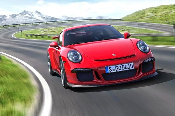 Gambar Mobil Sport - Foto Mobil Sport - Porsche 911