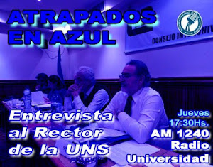 12. Entrevista al Rector de la UNS