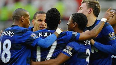 Stoke City 1 - 1 Manchester United (1)
