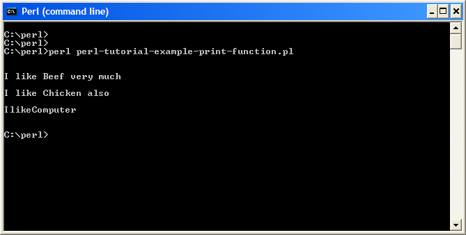 how to get output of a command to perl