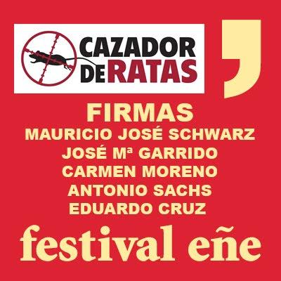Cazador de Ratas en el Festival Eñe