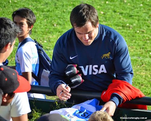 Ayerza sumará 50 Test Matches en Salta