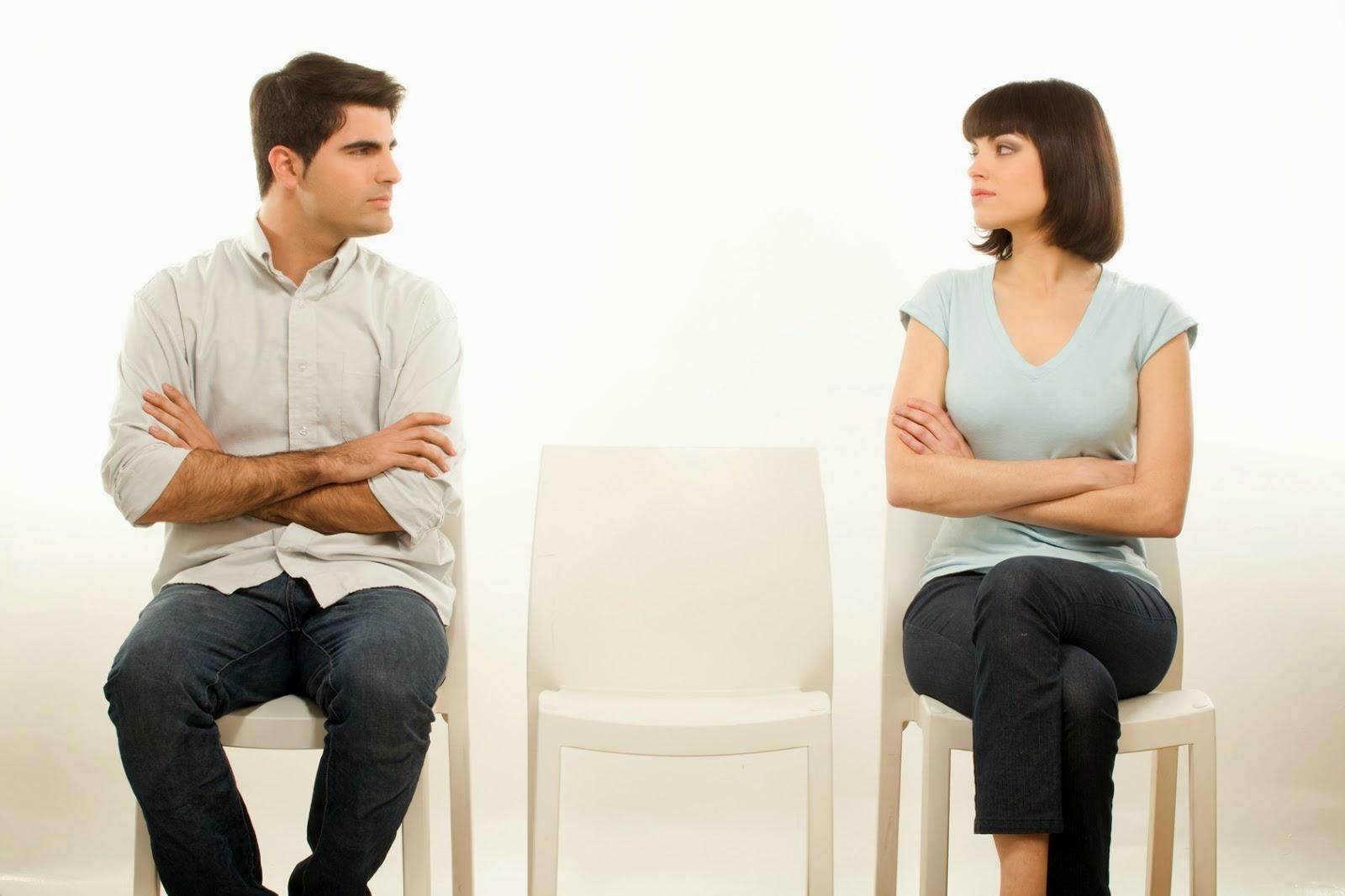 Problema de las Relaciones de pareja