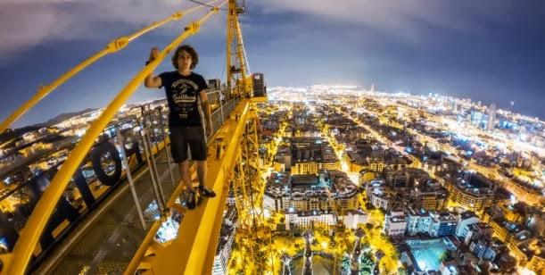 ¿Qué es el Skywalking? Las fotos más impresionantes de la locura rusa 0001256664