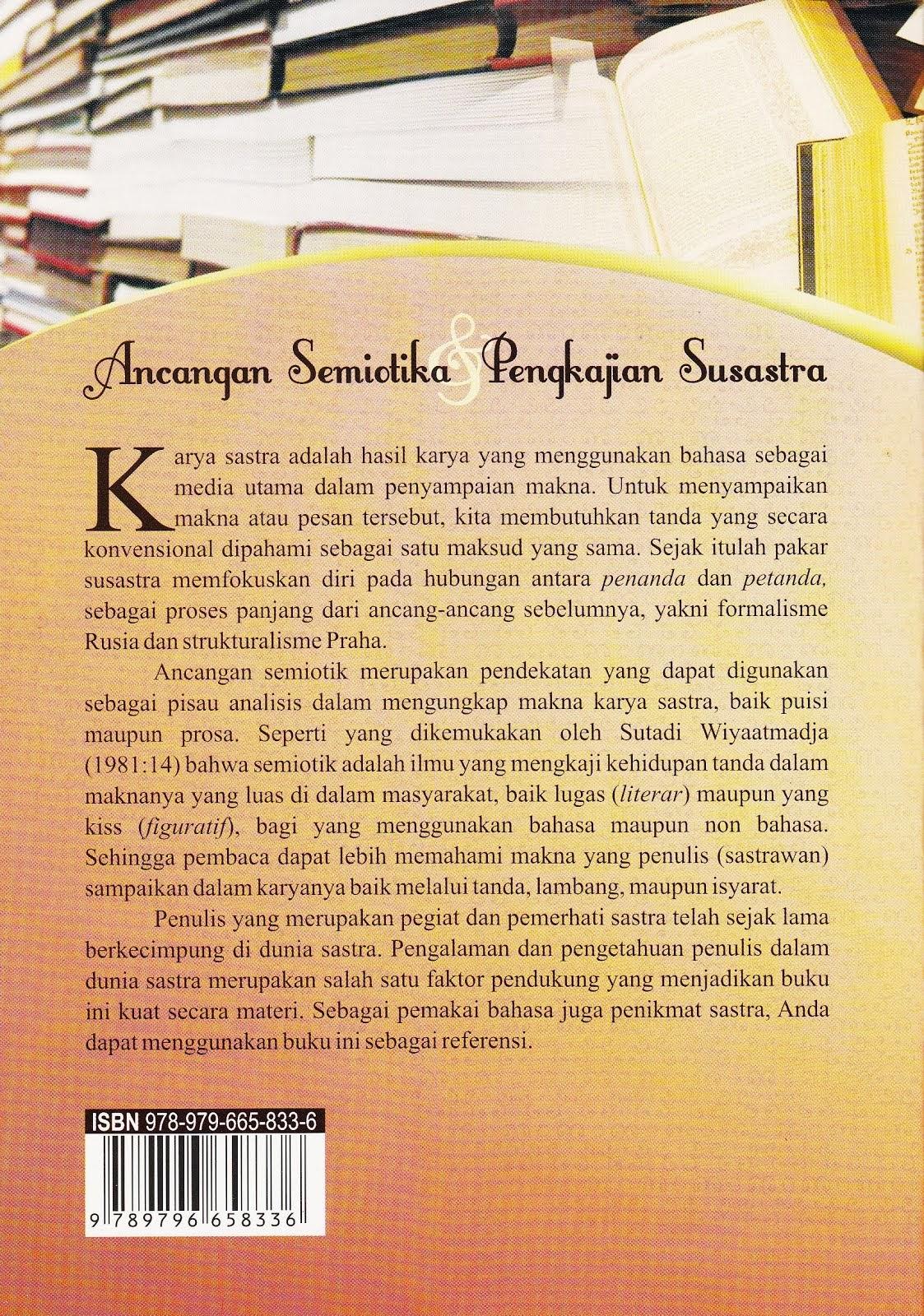 Ancangan Semiotika