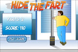 Hide The Fart Score