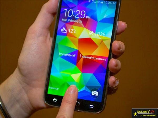 Thủ thuật đăng ký hơn 3 dấu vân tay trên Samsung Galaxy Note 4
