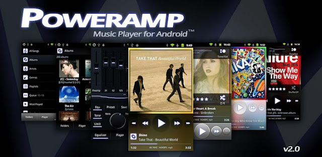 Poweramp Music Player FULL v2.0.8-build-521 APK