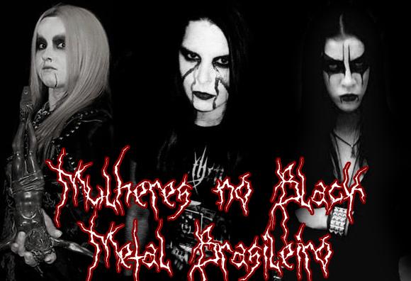 Mulheres no black metal brasileiro