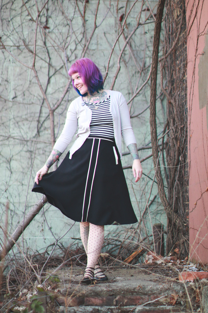 what I wore, outfit post, Cleveland, fashion, blogger,