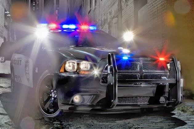 لعبة مطاردة سيارة الشرطة Police Pursuit 3d اون لاين