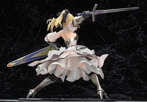 Saber Lily Distant Avalon review