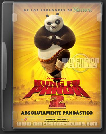 Kung Fu Panda 2 (BRRip Español Latino) (2011)