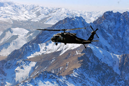 U.S. AIR SUPPORT IN AFGHANISTAN