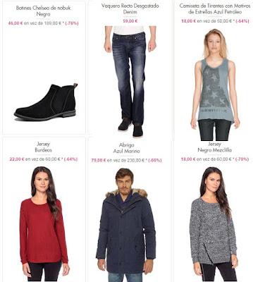 ropa marca 20 enero 2016