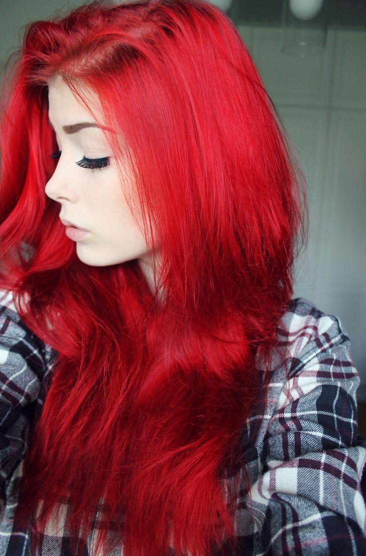 40 bold amp beautiful bright red hair color shades