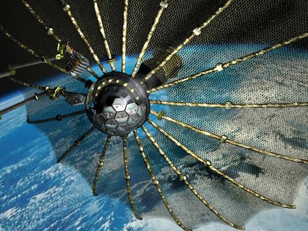 EUA investem US$ 180 milhões em reciclagem de satélites