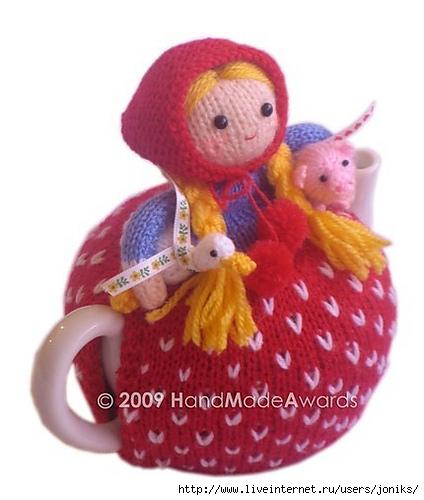 Вязанные куклы продам