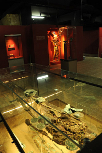museo huaca rajada