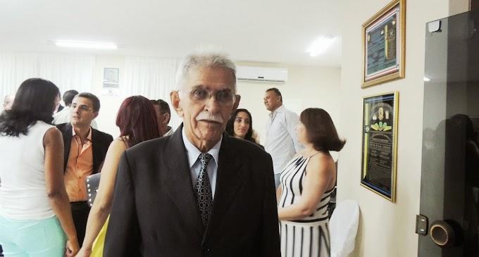 Patu: cidade homenageia sua principal liderança médica