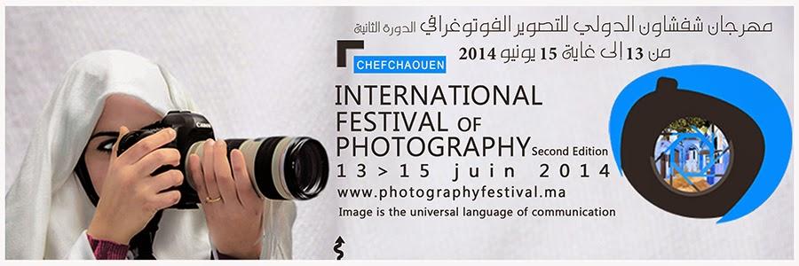 Imagen del Festival Internacional de Fotografía de Chefchaouen