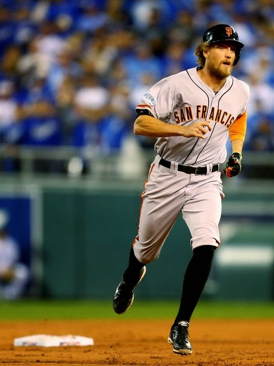 BÉISBOL (World Series MLB 2014) - Comienzo arrasador de los Giants