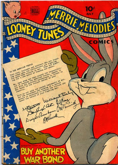 Bugs Bunny - War Bonds