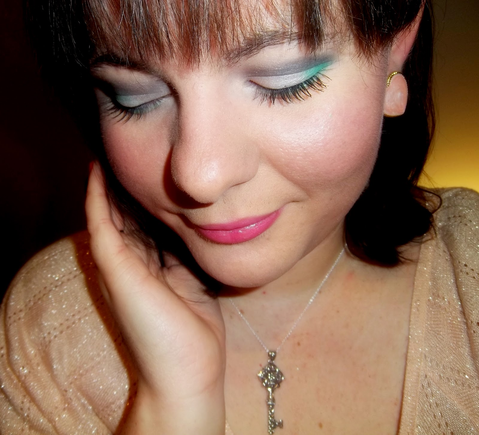 Eyematch Make Grey Eyes Pop Makeup Tutorial