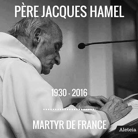 JE SUIS JACQUES HAMEL