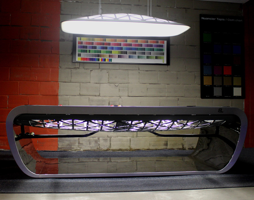 Custom Pool Tables Any Color Lights Up For The Home Pinterest