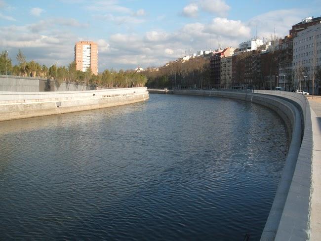 Paisaje libre vivero casa de campo en madrid for Viveros de arboles en madrid