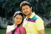 Jaganayakudu Movie Lead pair Photo Shoot-thumbnail-2