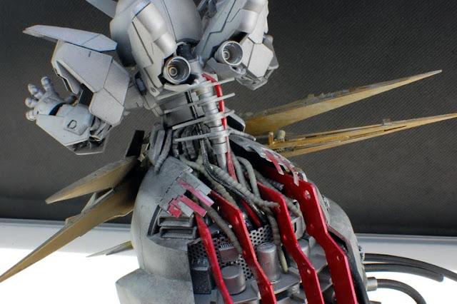 Super Deformed Devil Gundam Customized by sary