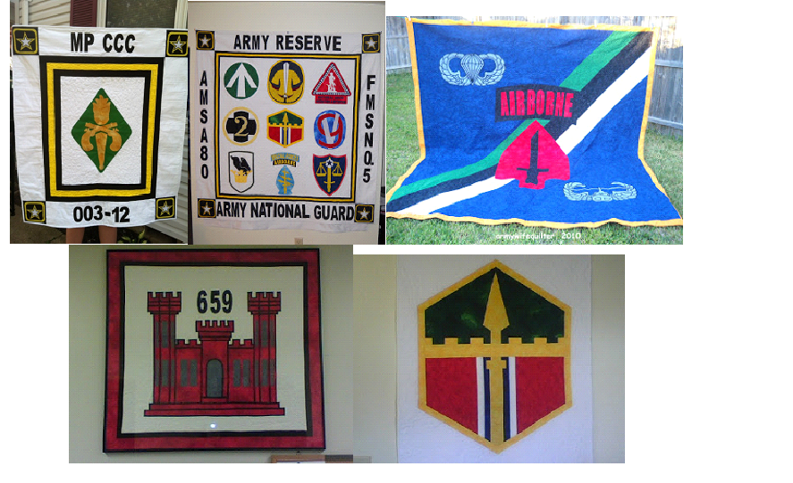 Army Wife Quilter