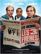 film en ligne : Les Trois frères, le retour en streaming