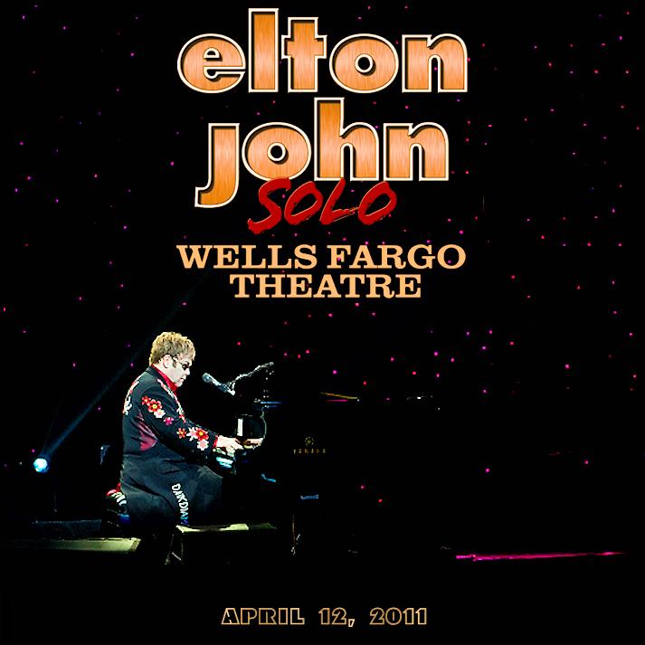 Baixar CD Elton John Matthew Shepard Benefit Concert Wells Fargo Theater Denver 2011 Gratis