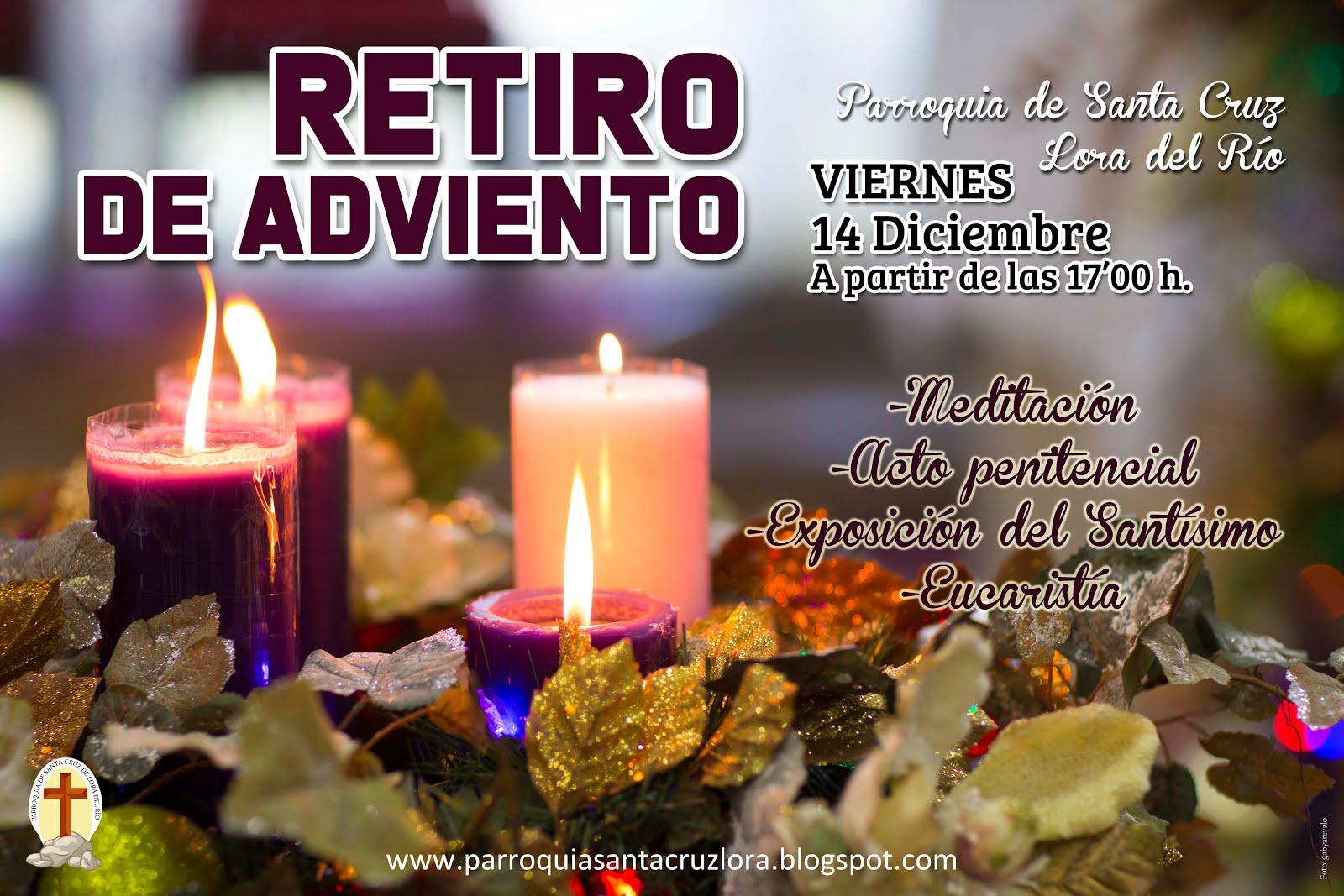 RETIRO DE ADVIENTO -14 DIC