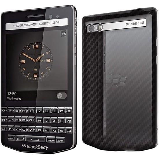 Spesifikasi Dan Harga Baru Blackberry Porsche Design P'9983