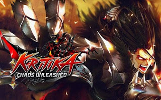 Screenshots of the Kritika: Chaos unleashed for Android tablet, phone.