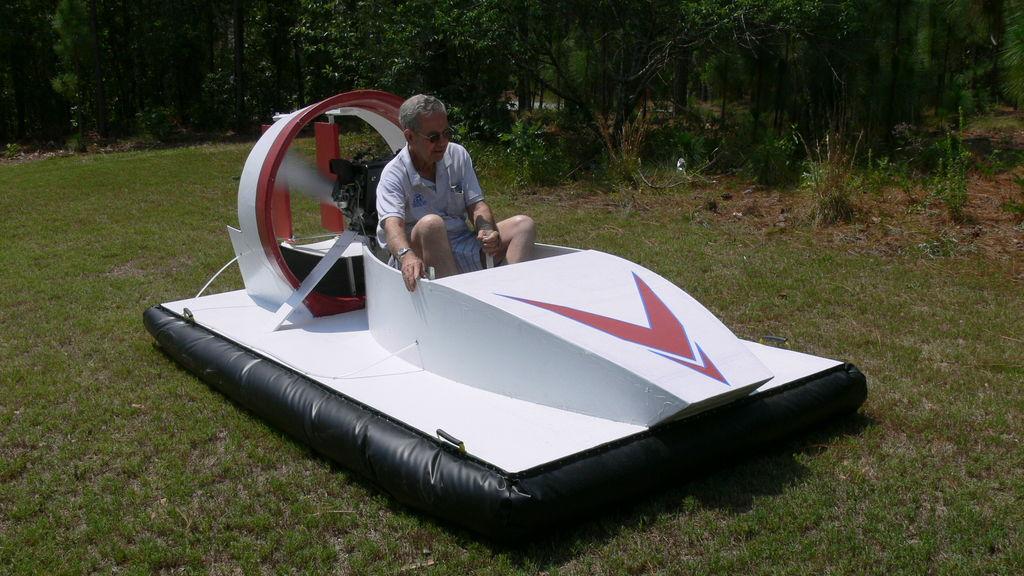 Hovercraft Build A Hovercraft