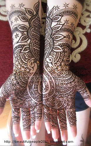 Best Mehndi Designs collection
