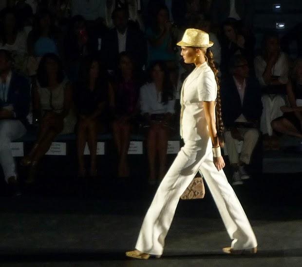 traje blanco Roberto Verino MBFWM