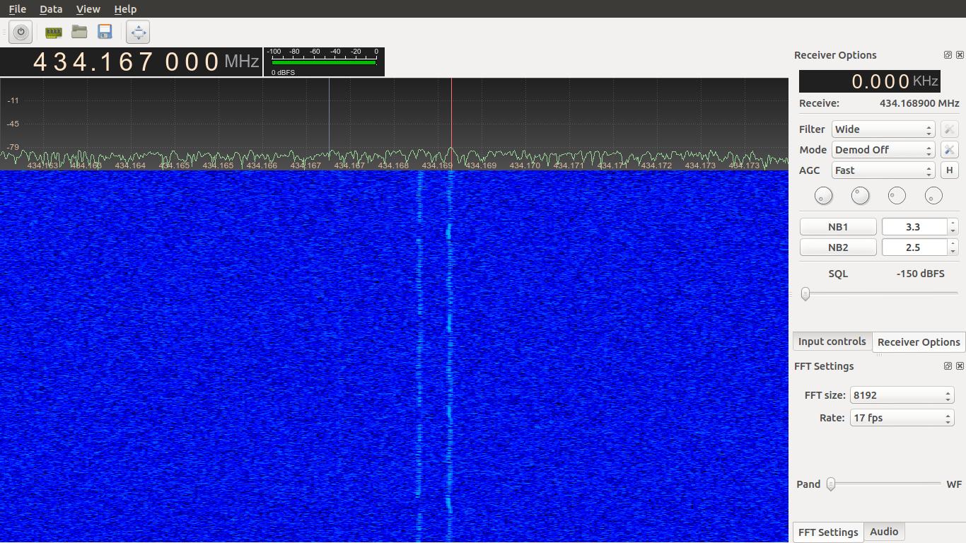 G0hwwblog 2012 Signalink Usb Wiring Diagram One Of Dl Fldigi Using An Aor8600mk2 And A